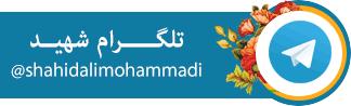 تلگرام شهید علیمحمدی
